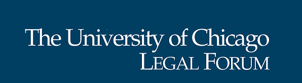University of Chicago Legal Forum