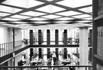 Laird Bell Law Quadrangle, Library, Interior by Archie Lieberman