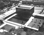 Laird Bell Law Quadrangle, Aerial View