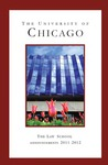 Law School Announcements 2011-2012