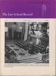 Law School Record, vol. 2 no. 3 (Summer 1953)