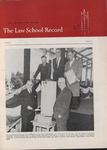 Law School Record, vol. 7, no. 3 (Spring 1958)
