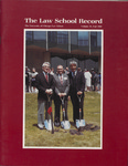 Law School Record, vol. 31, no. 2 (Fall 1985)