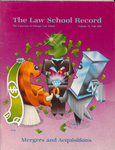 Law School Record, vol. 32, no. 2 (Fall 1986)