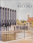 Law School Record, vol. 36, no. 1 (Spring 1990)