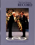Law School Record, vol. 38, no. 1 (Spring 1992)