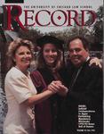 Law School Record, vol. 39, no. 2 (Fall 1993)