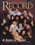 Law School Record, vol. 42, no. 1 (Spring 1996)