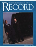 Law School Record, vol. 45, no. 1 (Fall 1998)