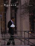 Law School Record, vol. 55, no. 2 (Spring 2009) by Law School Record Editors