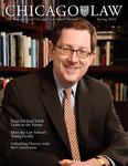 Law School Record, vol. 56, no. 2 (Spring 2010) by Law School Record Editors