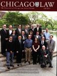Law School Record, vol. 58, no. 1 (Fall 2011) by Law School Record Editors