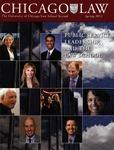 Law School Record, vol. 58, no. 2 (Spring 2012) by Law School Record Editors